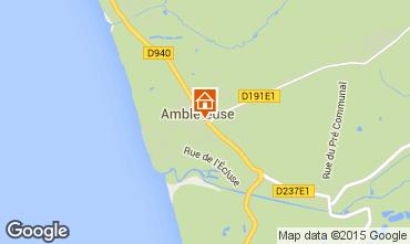 Map Ambleteuse Apartment 97622