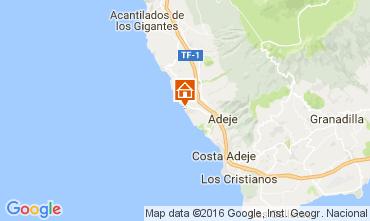 Map Callao Salvaje Apartment 106943