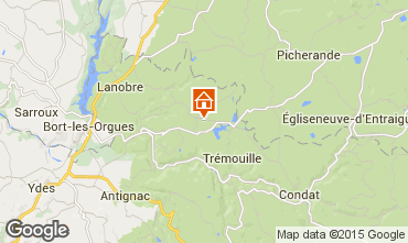 Map Besse - Super Besse Chalet 3790