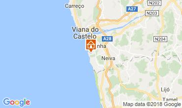 Map Viana Do castello Apartment 115472