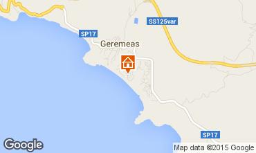 Map Geremeas Villa 66714