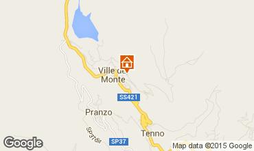 Map Riva del Garda Apartment 71251