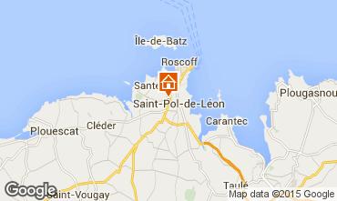 Map Saint-Pol-de-Léon House 58777