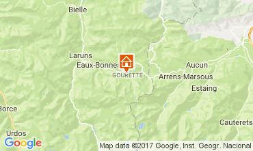 Map Gourette Apartment 68545
