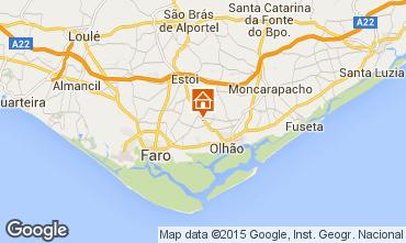 Map Olhão Villa 71092
