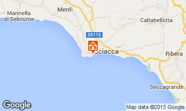 Map Sciacca Bungalow 19013