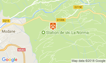 Map La Norma Apartment 114563
