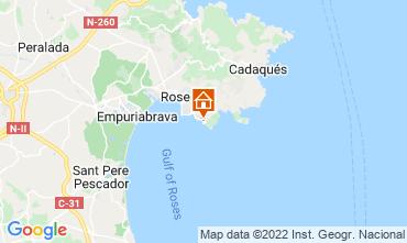 Map Rosas House 89704