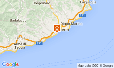 Map Imperia Apartment 105327