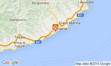Map Imperia Apartment 105327