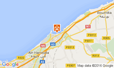 Map Mohammedia Apartment 89841