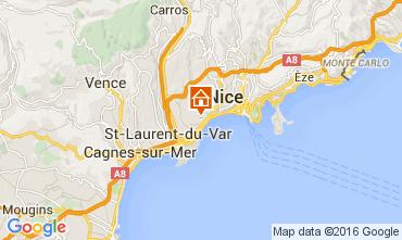 Map Nice Apartment 92095