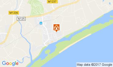 Map Cabanas de Tavira Apartment 108323