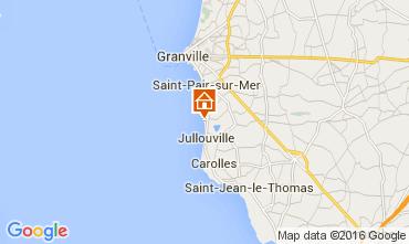 Map Granville Apartment 10737