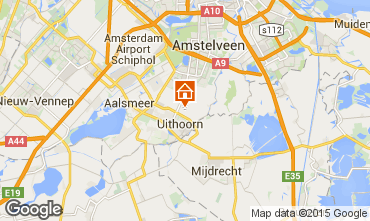 Map Amsterdam House 67633
