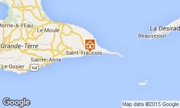 Map Saint Francois Apartment 82732