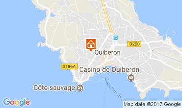 Map Quiberon House 111327