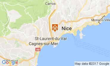 Map Nice Villa 111842