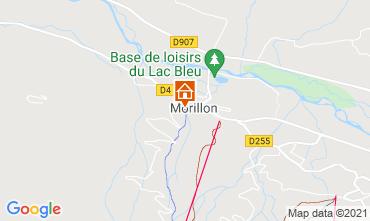 Map Morillon Grand Massif Apartment 91018