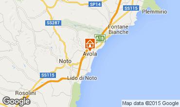 Map Avola House 52247