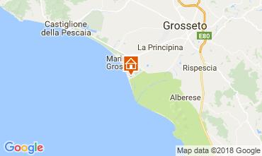 Map Principina a Mare Apartment 114688