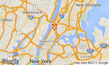 Map New York City Apartment 101176