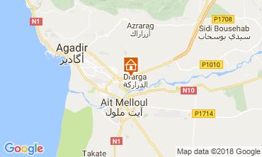Map Agadir Apartment 113962
