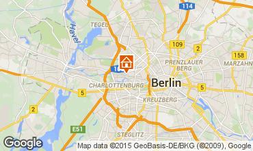 Map Berlin Apartment 67337