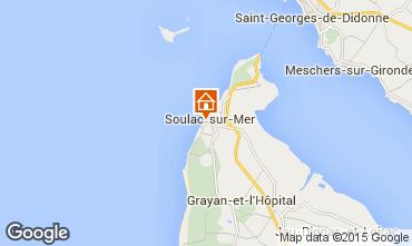 Map Soulac Villa 6750