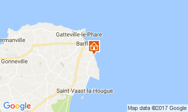 Map Barfleur Villa 111815
