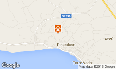 Map Pescoluse Unusual accommodation 103154
