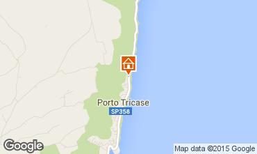 Map Tricase Villa 16289