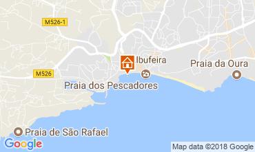 Map Albufeira Villa 114694