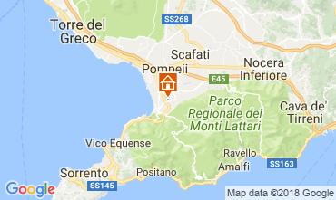 Map Pompei Apartment 23651