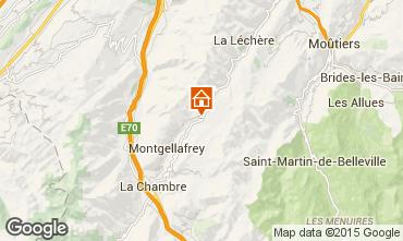 Map Saint François Longchamp Apartment 64015