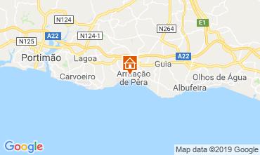 Map Armação de Pera Villa 118220