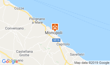 Map Monopoli Apartment 117729