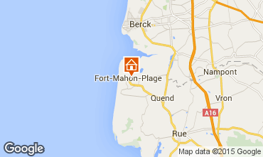 Map Fort Mahon House 82900