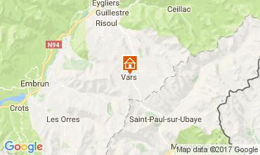 Map Vars Chalet 111470
