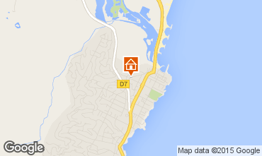 Map Saint Aygulf Mobile home 52348