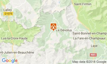 Map Gap Chalet 113519